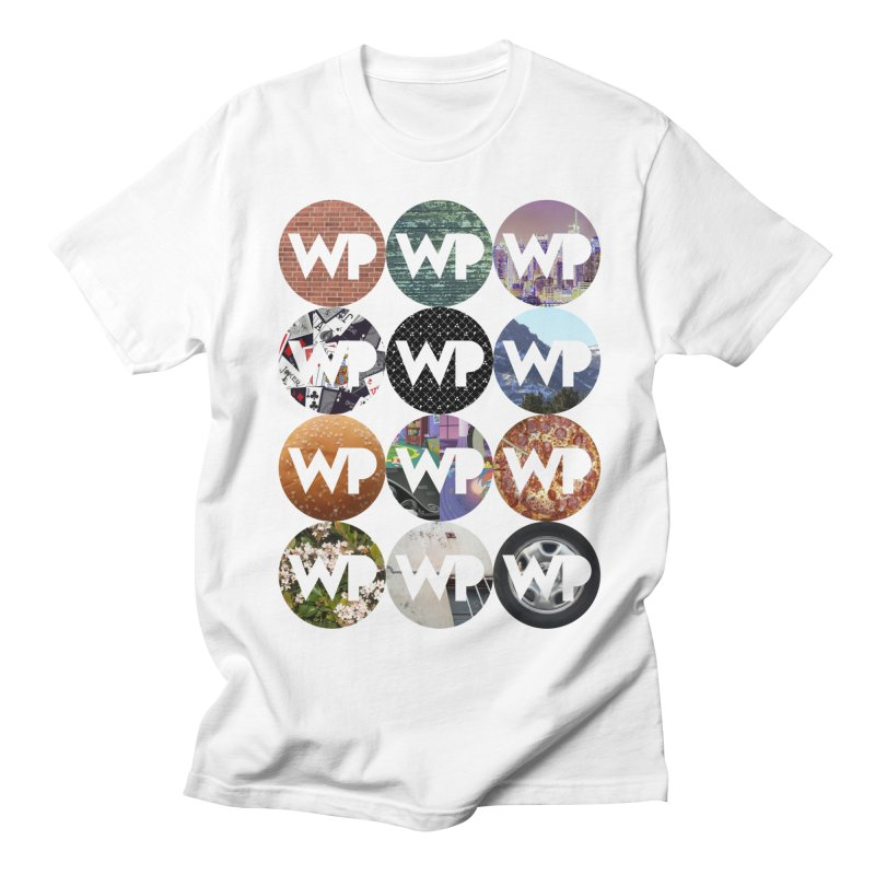 WP Dots 1 Men's Regular T-Shirt by WatchPony Clothing Collection