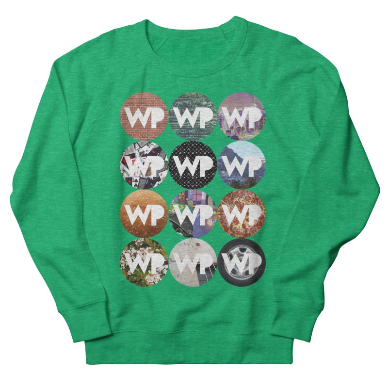 WP Dots 1 Women's Sweatshirt by WatchPony Clothing Collection