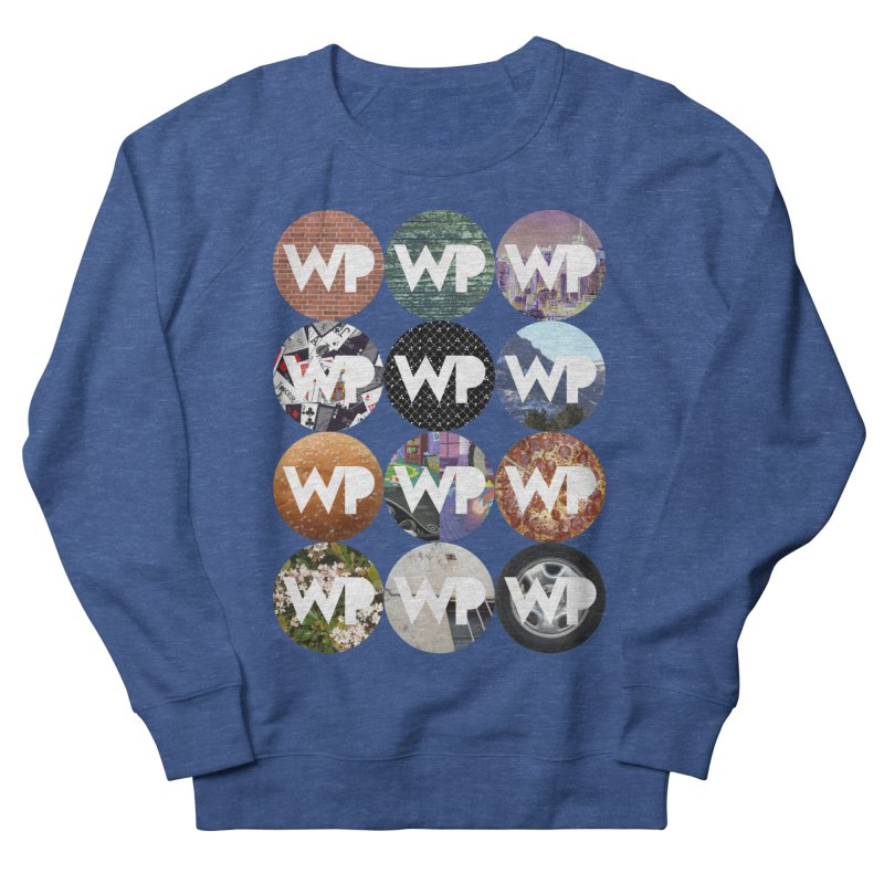 WP Dots 1 Women's French Terry Sweatshirt by WatchPony Clothing Collection