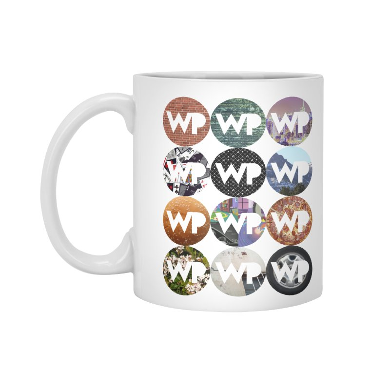 WP Dots 1 Accessories Standard Mug by WatchPony Clothing Collection
