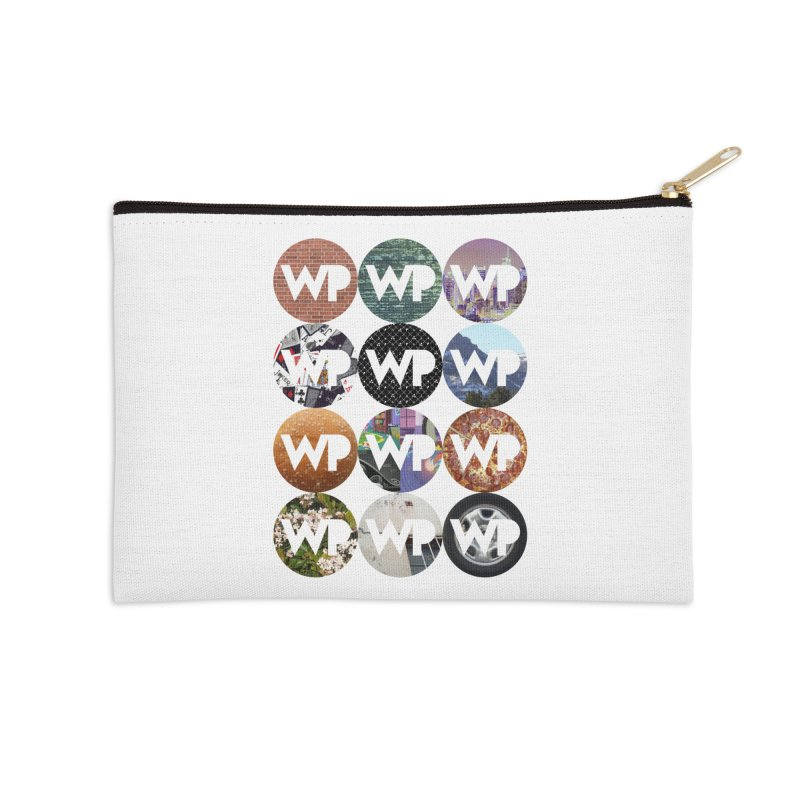 WP Dots 1 Accessories Zip Pouch by WatchPony Clothing Collection