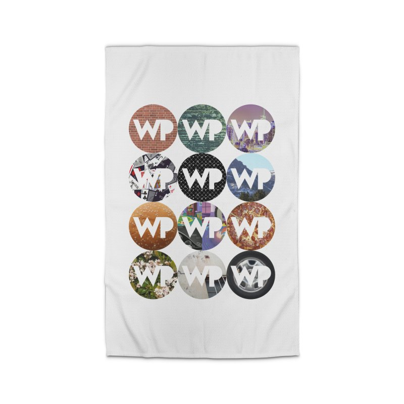 WP Dots 1 Home Rug by WatchPony Clothing Collection
