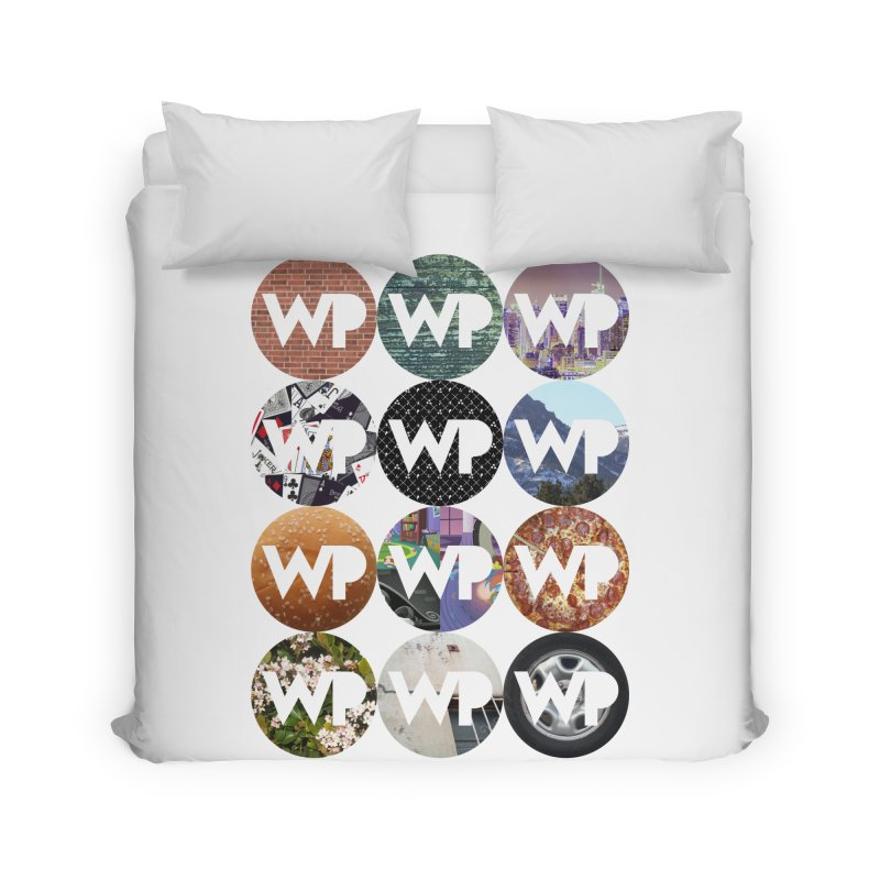 WP Dots 1 Home Duvet by WatchPony Clothing Collection