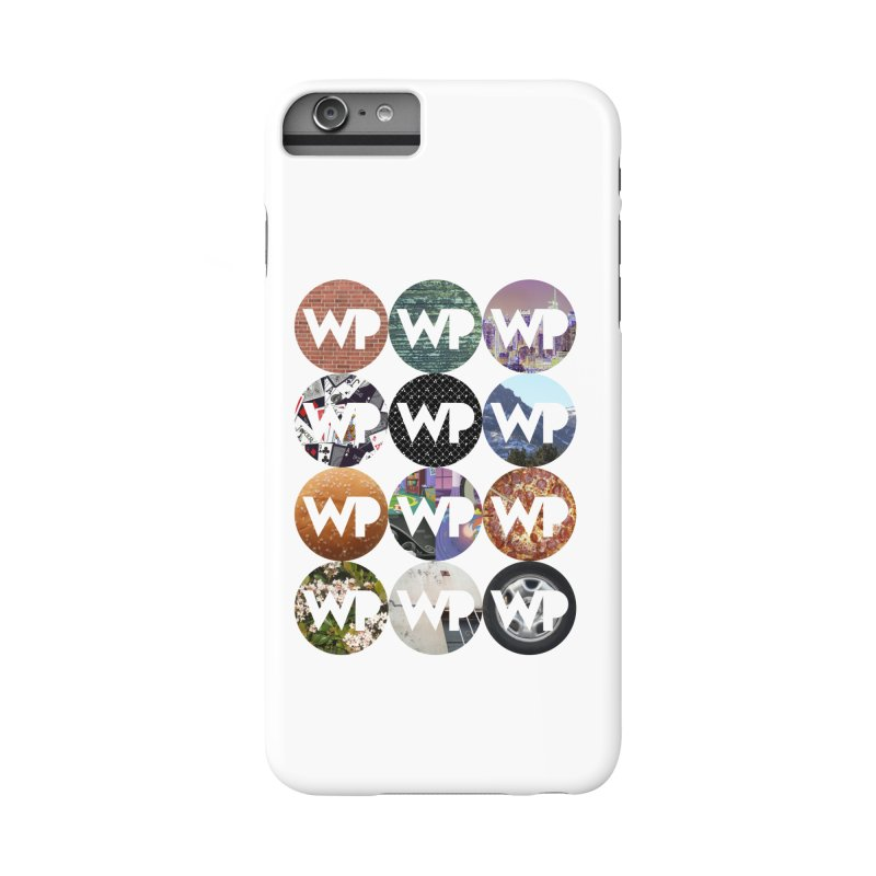 WP Dots 1 Accessories Phone Case by WatchPony Clothing Collection