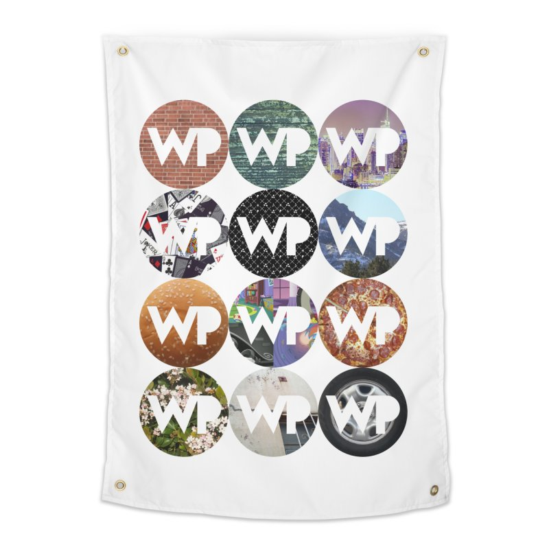 WP Dots 1 Home Tapestry by WatchPony Clothing Collection