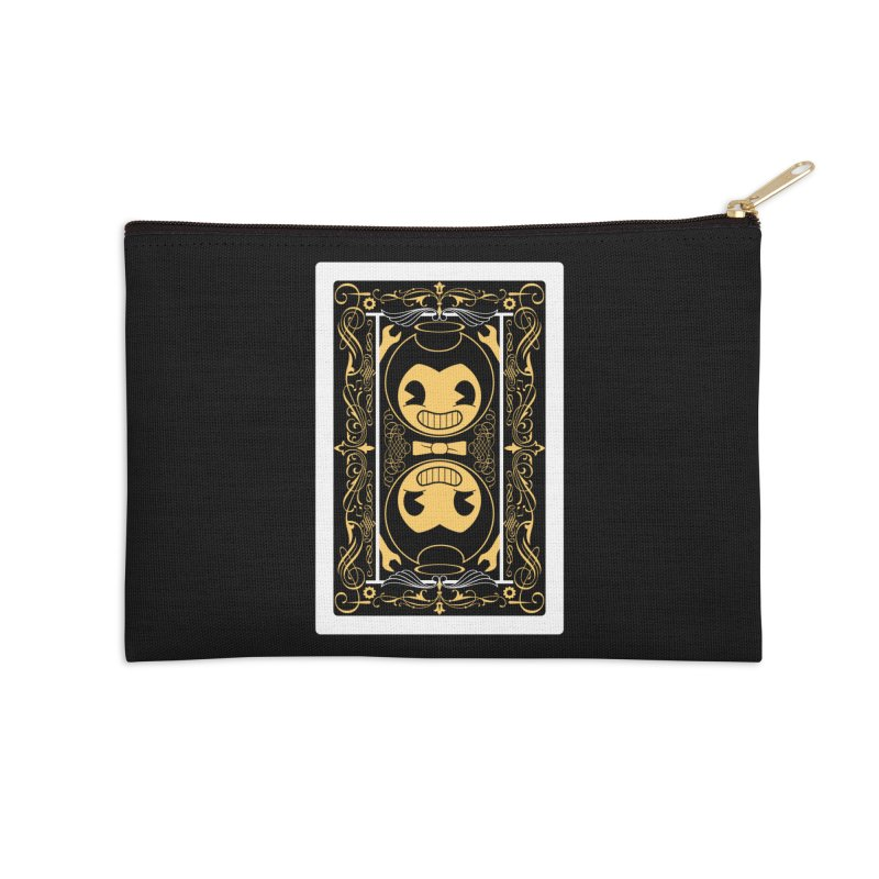 Bendy and the Ink Machine Playing Card Accessories Zip Pouch by WatchPony Clothing Collection