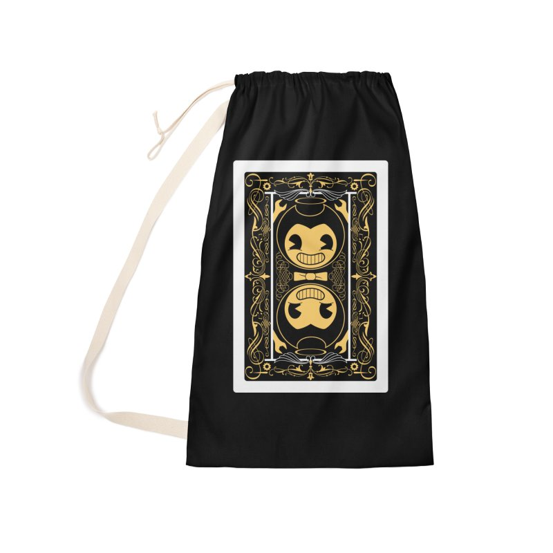 Bendy and the Ink Machine Playing Card Accessories Bag by WatchPony Clothing Collection