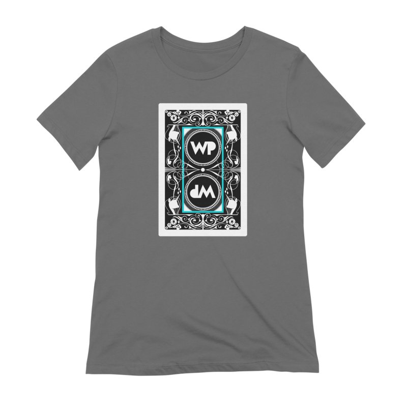 WatchPony Playing Cards Women's T-Shirt by WatchPony Clothing Collection