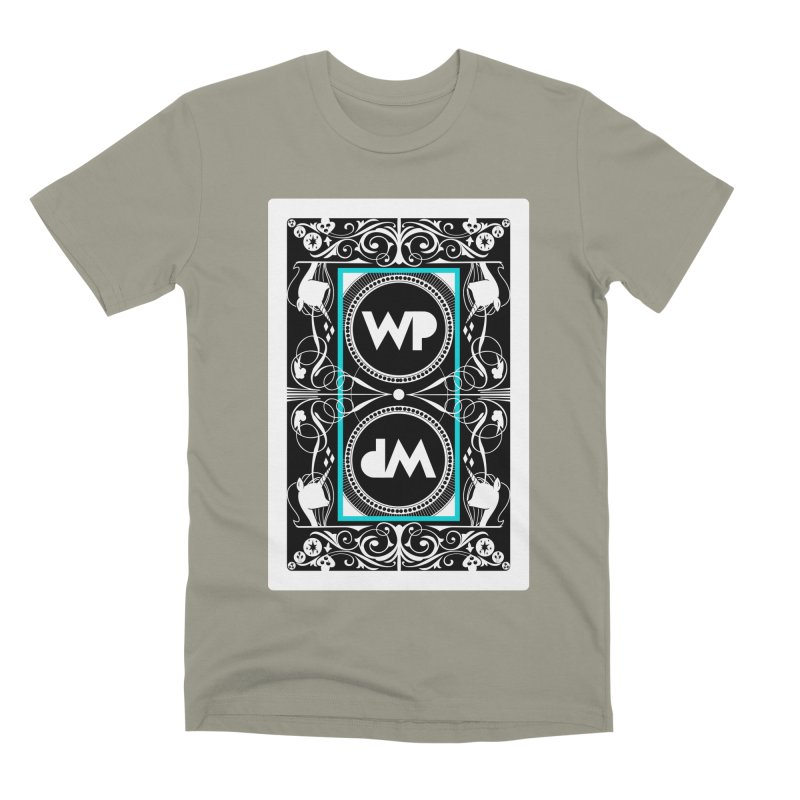 WatchPony Playing Cards Men's Premium T-Shirt by WatchPony Clothing Collection