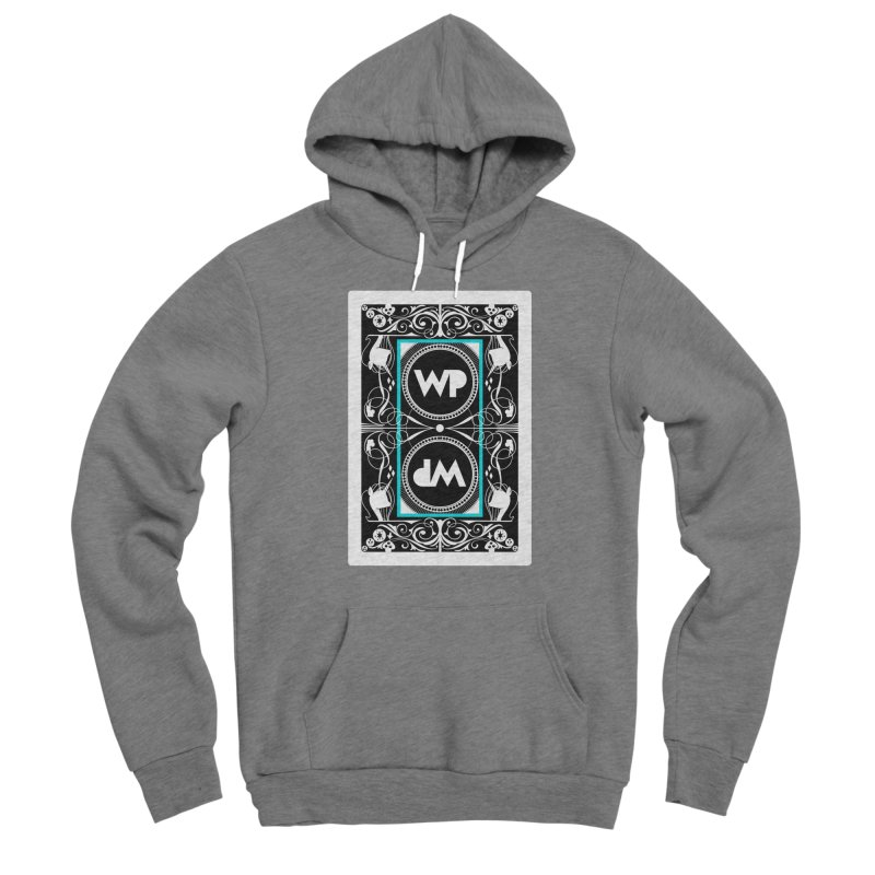 WatchPony Playing Cards Women's Pullover Hoody by WatchPony Clothing Collection