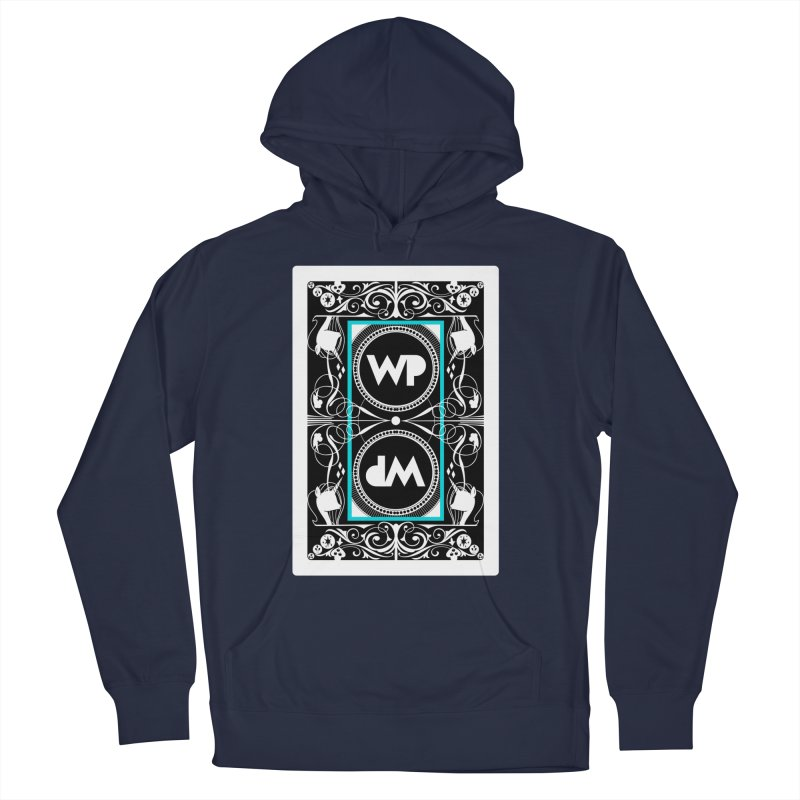 WatchPony Playing Cards Men's Pullover Hoody by WatchPony Clothing Collection