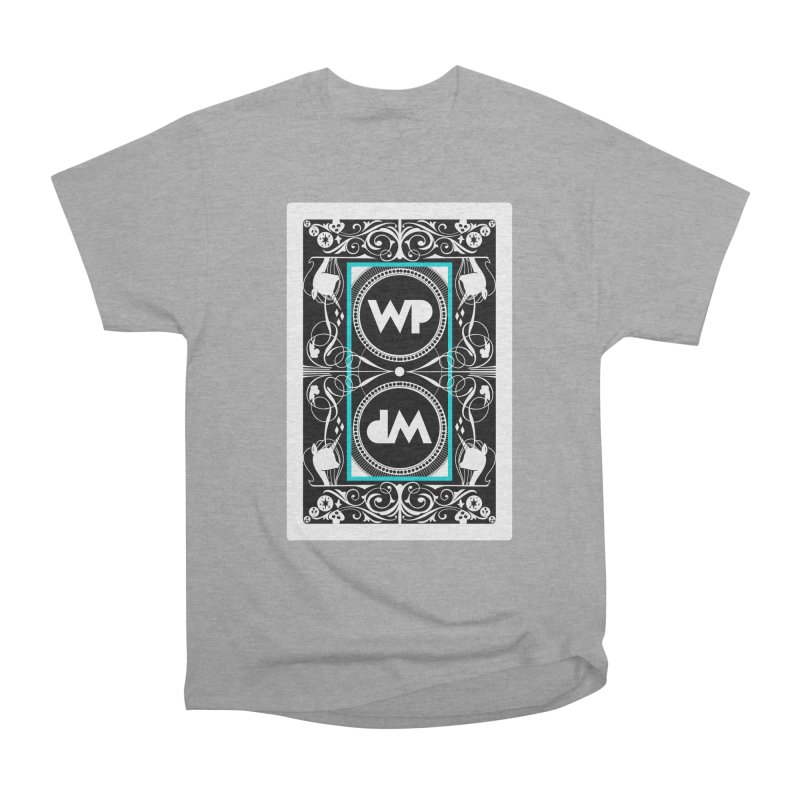 WatchPony Playing Cards Women's Heavyweight Unisex T-Shirt by WatchPony Clothing Collection