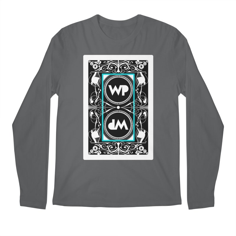 WatchPony Playing Cards Men's Longsleeve T-Shirt by WatchPony Clothing Collection