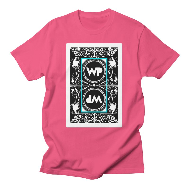 WatchPony Playing Cards Men's T-Shirt by WatchPony Clothing Collection