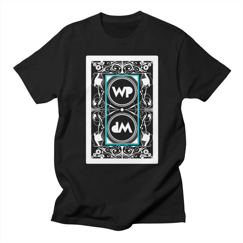 WatchPony Playing Cards Men's Regular T-Shirt by WatchPony Clothing Collection