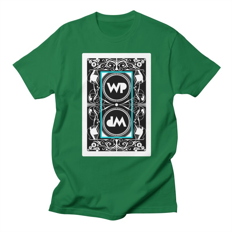 WatchPony Playing Cards Women's Regular Unisex T-Shirt by WatchPony Clothing Collection