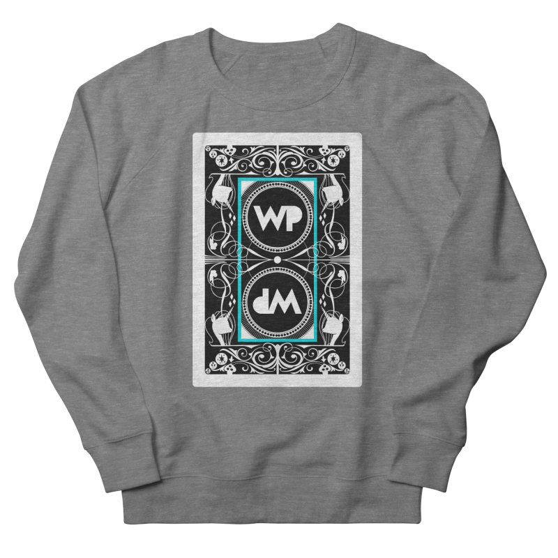 WatchPony Playing Cards Men's Sweatshirt by WatchPony Clothing Collection