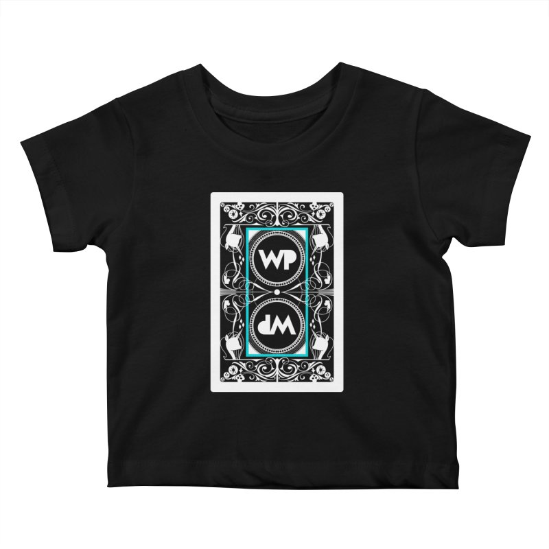 WatchPony Playing Cards Kids Baby T-Shirt by WatchPony Clothing Collection