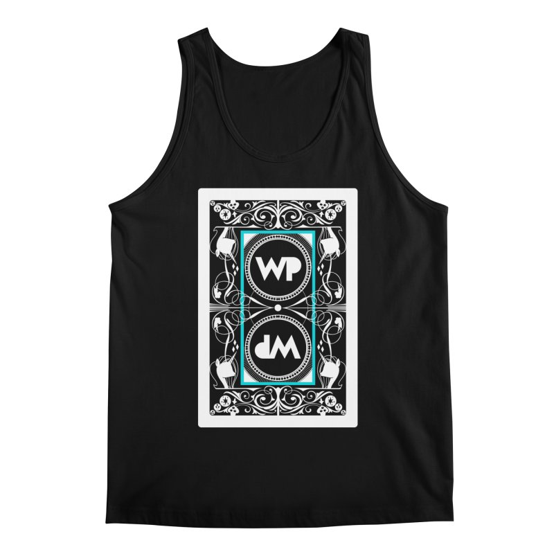 WatchPony Playing Cards Men's Tank by WatchPony Clothing Collection