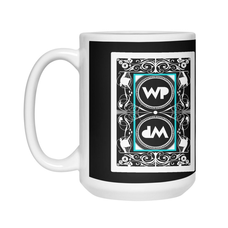 WatchPony Playing Cards Accessories Mug by WatchPony Clothing Collection