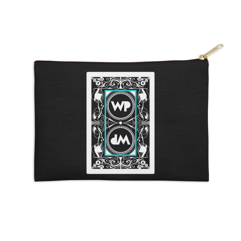 WatchPony Playing Cards Accessories Zip Pouch by WatchPony Clothing Collection