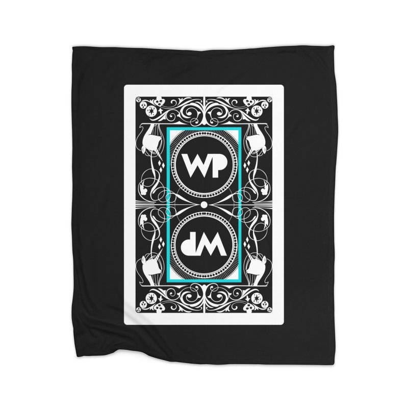 WatchPony Playing Cards Home Blanket by WatchPony Clothing Collection