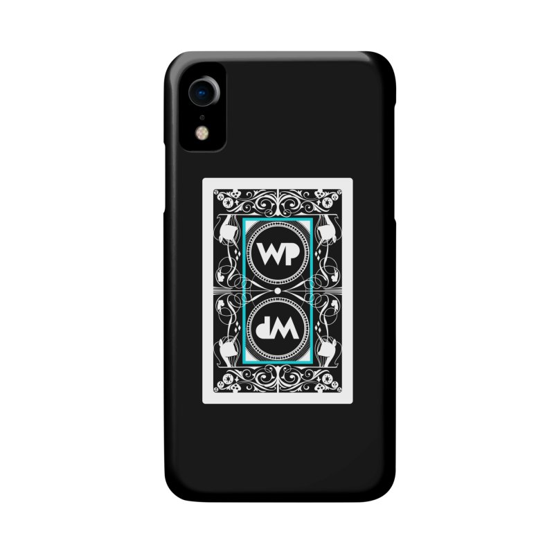 WatchPony Playing Cards Accessories Phone Case by WatchPony Clothing Collection