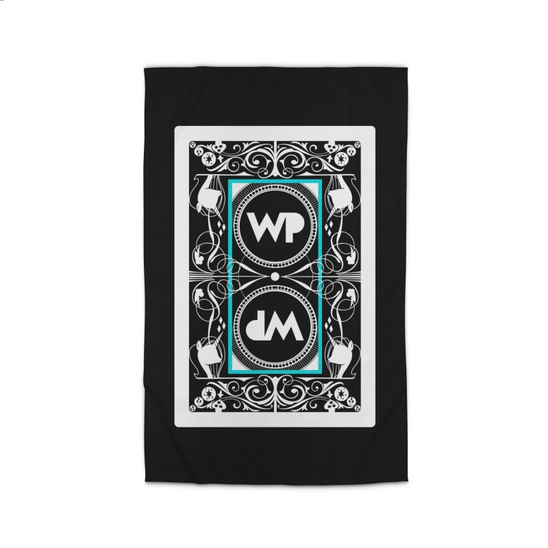 WatchPony Playing Cards Home Rug by WatchPony Clothing Collection