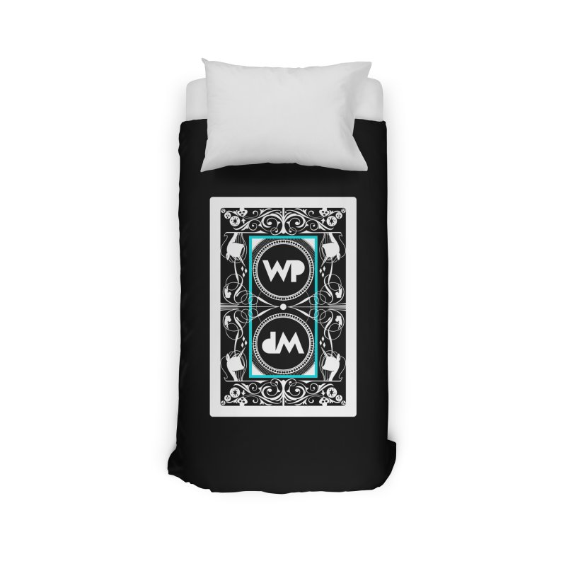 WatchPony Playing Cards Home Duvet by WatchPony Clothing Collection