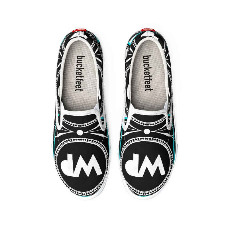 WatchPony Playing Cards Women's Shoes by WatchPony Clothing Collection