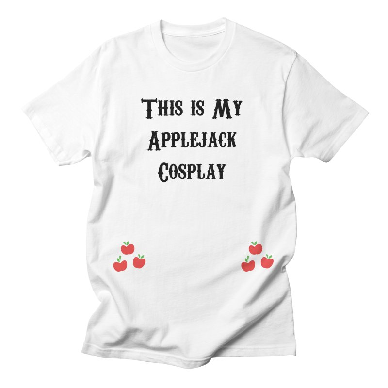 Applejack Cosplay Women's T-Shirt by WatchPony Clothing Collection