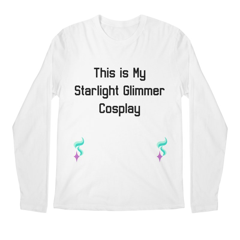 Starlight Glimmer Cosplay Men's Regular Longsleeve T-Shirt by WatchPony Clothing Collection