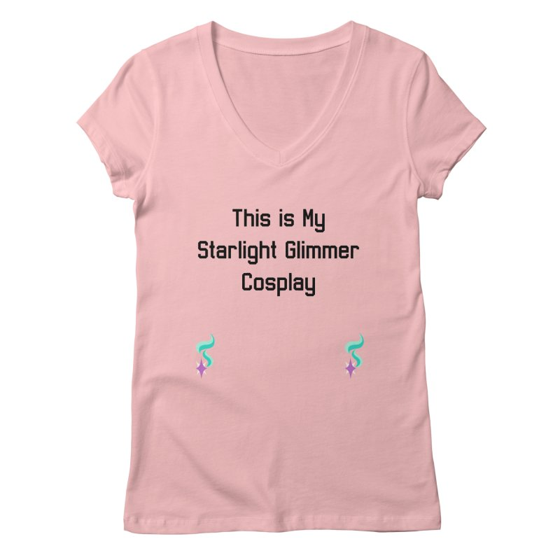 Starlight Glimmer Cosplay Women's V-Neck by WatchPony Clothing Collection