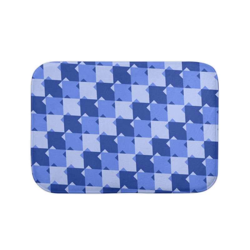 BLU Home Bath Mat by WatchPony Clothing Collection