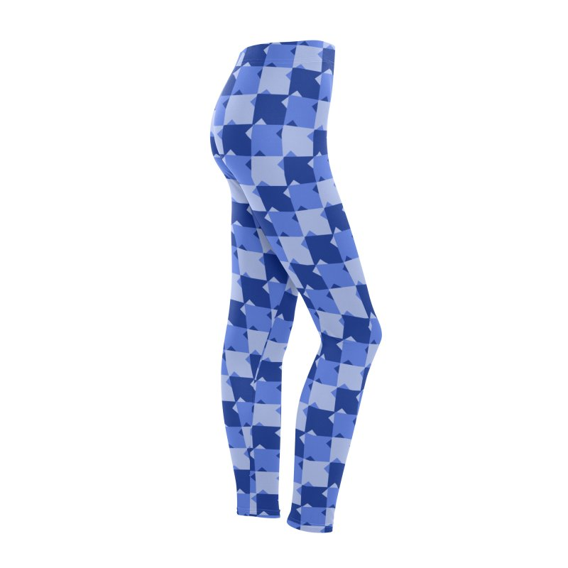 BLU Women's Bottoms by WatchPony Clothing Collection