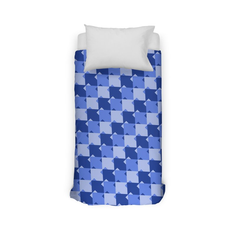 BLU Home Duvet by WatchPony Clothing Collection