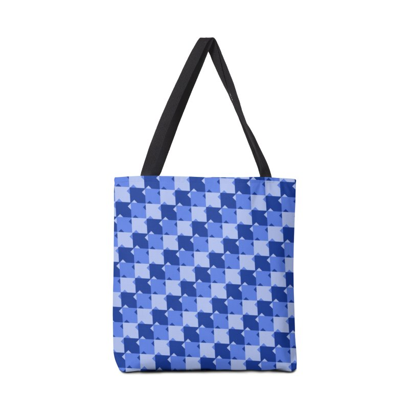 BLU Accessories Tote Bag Bag by WatchPony Clothing Collection