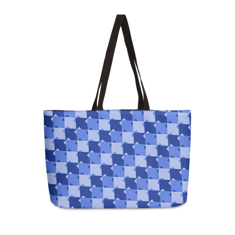 BLU Accessories Weekender Bag Bag by WatchPony Clothing Collection