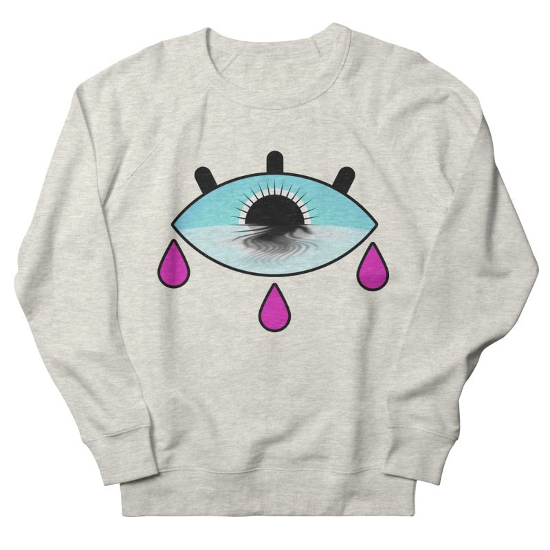 Third Eye Women's Sweatshirt by WatchPony Clothing Collection