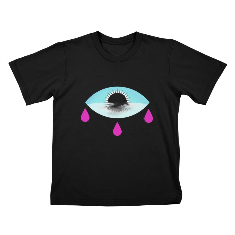 Third Eye Kids T-Shirt by WatchPony Clothing Collection