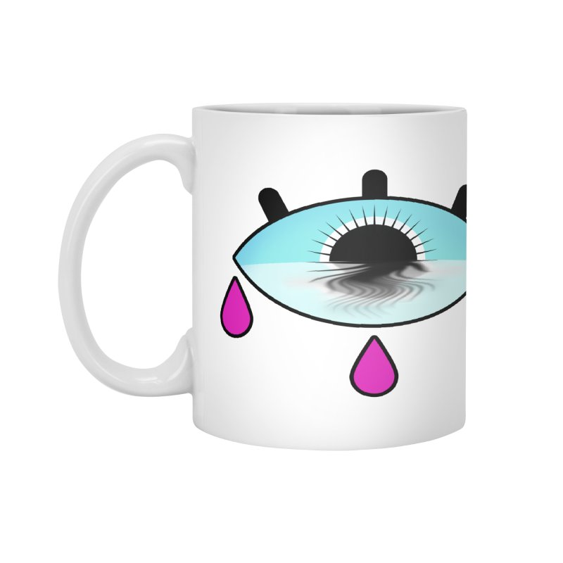 Third Eye Accessories Mug by WatchPony Clothing Collection