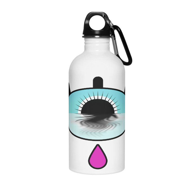 Third Eye Accessories Water Bottle by WatchPony Clothing Collection