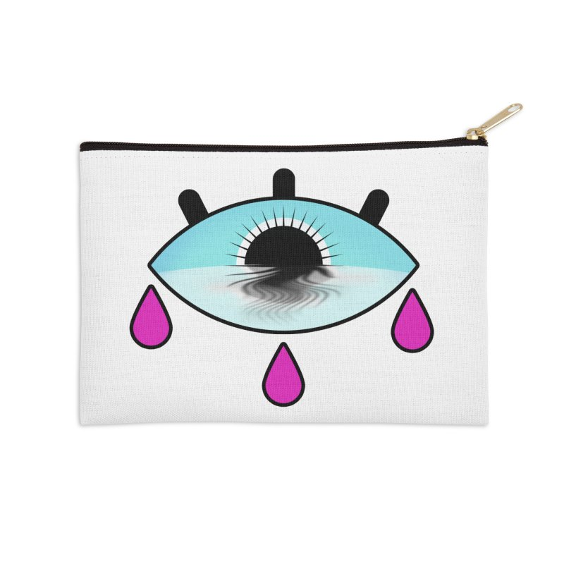 Third Eye Accessories Zip Pouch by WatchPony Clothing Collection
