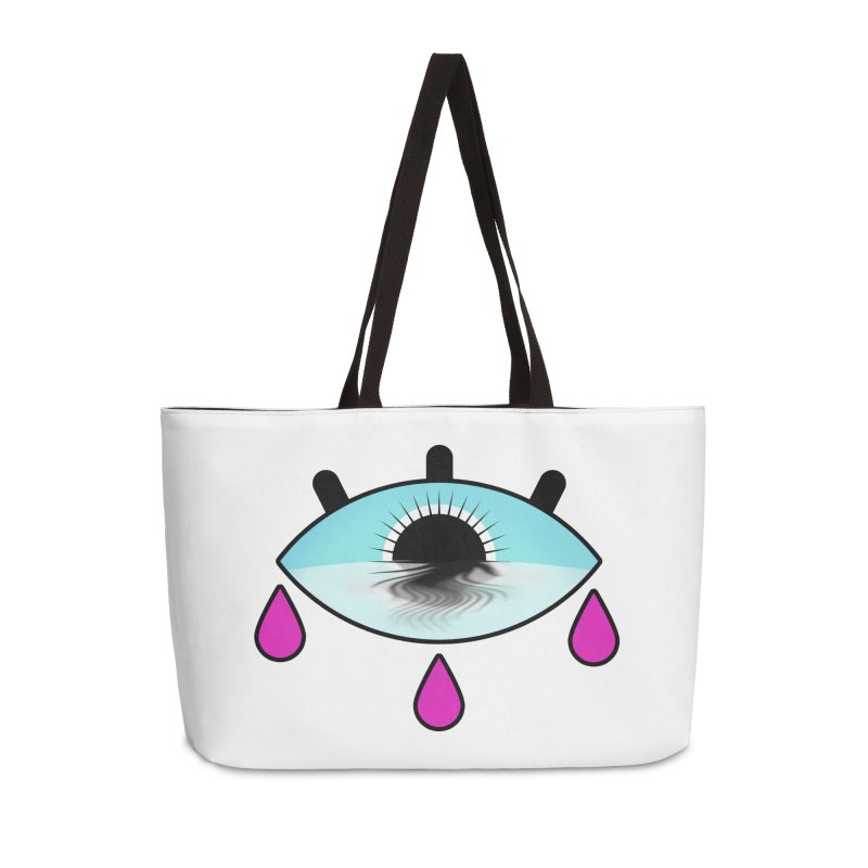 Third Eye Accessories Weekender Bag Bag by WatchPony Clothing Collection