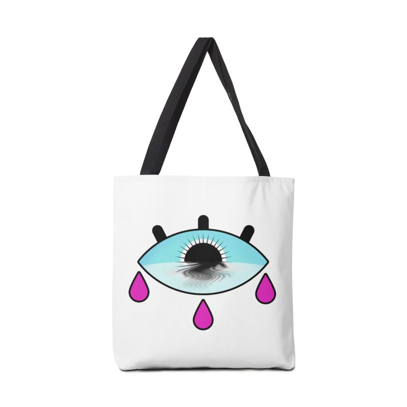 Third Eye Accessories Tote Bag Bag by WatchPony Clothing Collection