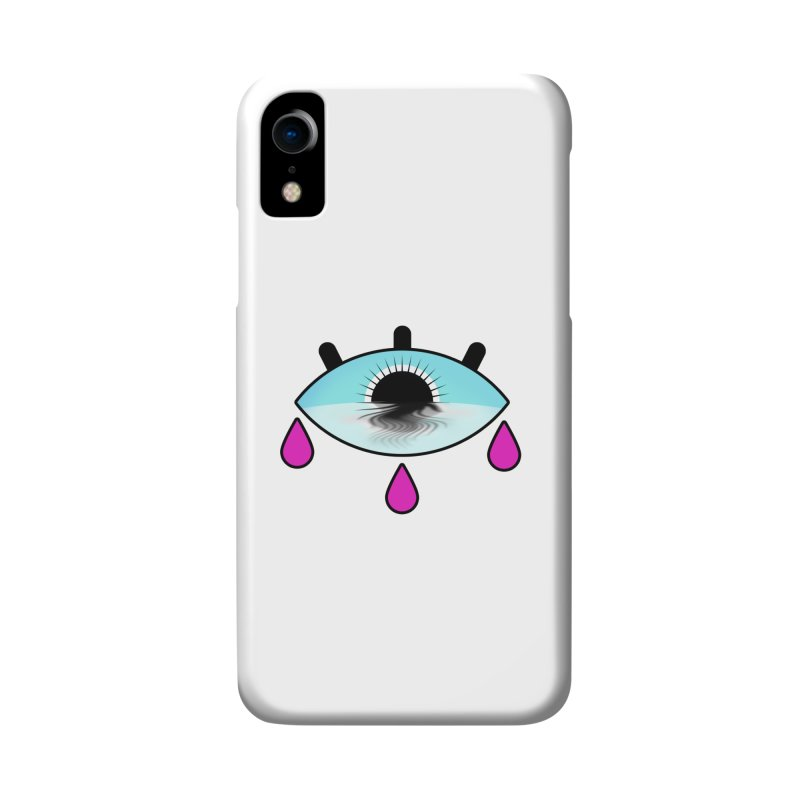 Third Eye Accessories Phone Case by WatchPony Clothing Collection