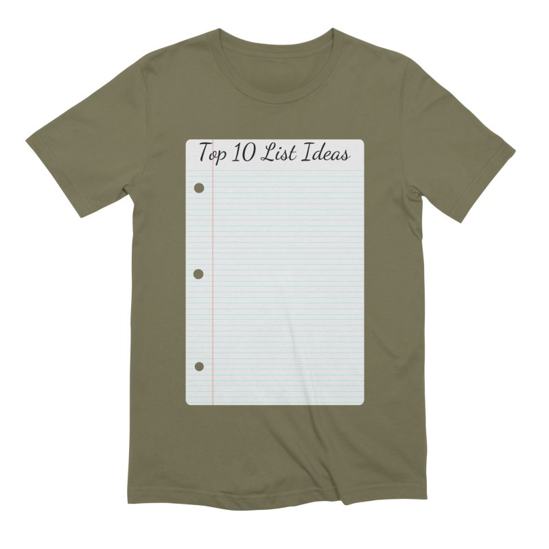 Brain Stormin' Men's Extra Soft T-Shirt by WatchPony Clothing Collection