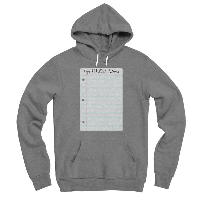 Brain Stormin' Men's Pullover Hoody by WatchPony Clothing Collection