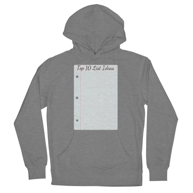Brain Stormin' Women's Pullover Hoody by WatchPony Clothing Collection