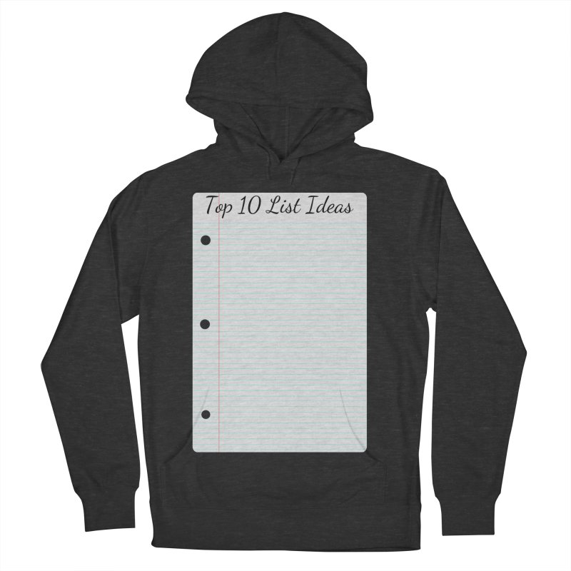 Brain Stormin' Women's French Terry Pullover Hoody by WatchPony Clothing Collection